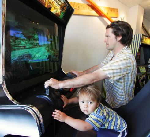 arcade lesson