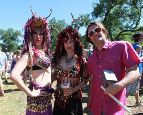 pagan princess at eeyore's 2010