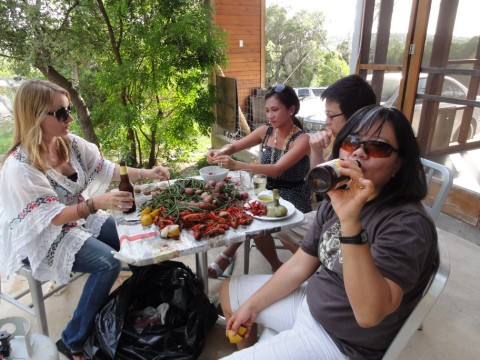 crawfish feast in austin