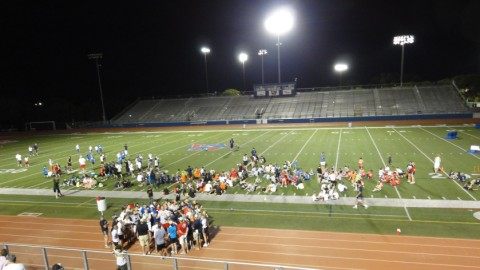 westlake stadium sports night