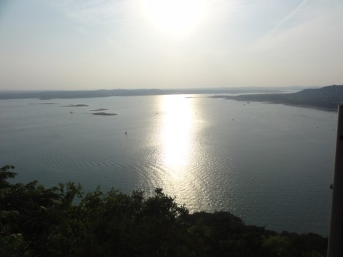 lake travis, texas