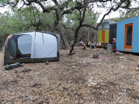 off grid party weekend camp