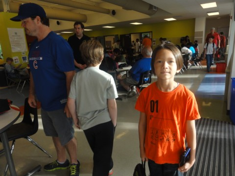 eanes chess club tournament