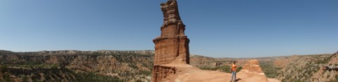 lighthouse panorama palo duro canyon tx