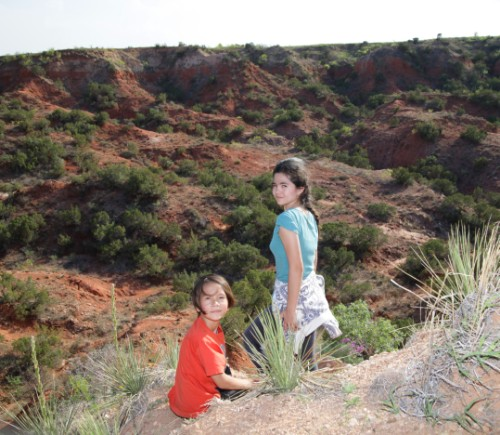caprock canyon texas
