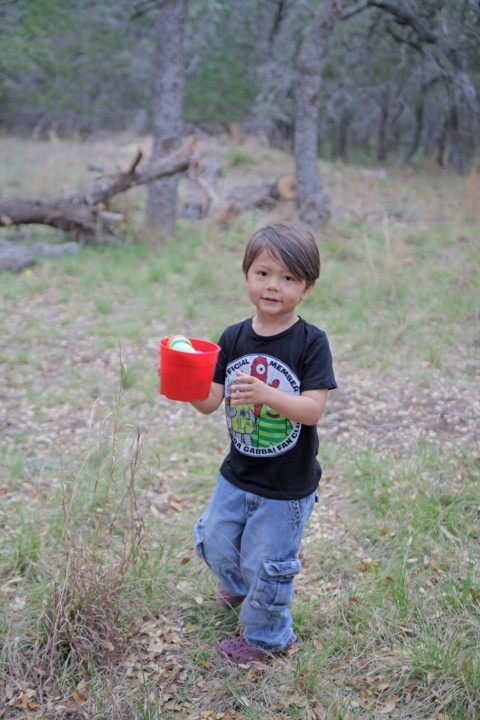 texas hill country easter egg hunt