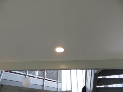 led can lights modern