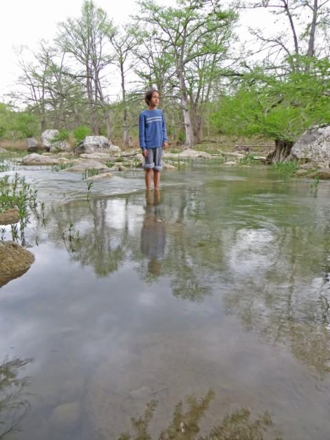 blanco river wimberley fischer texas