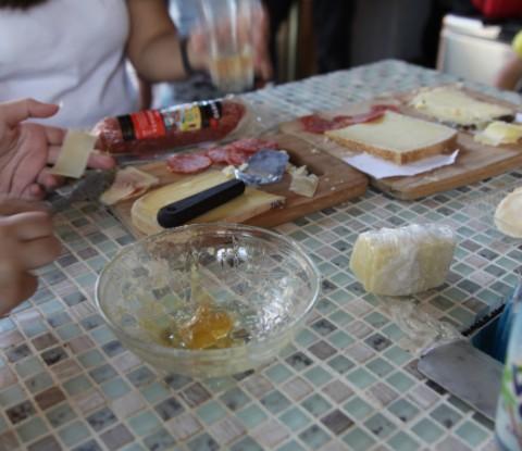 cheese tasting wimberley cabin