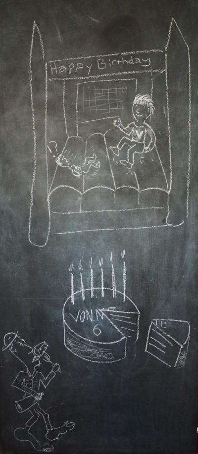 chalkboard art austin modhouse amh