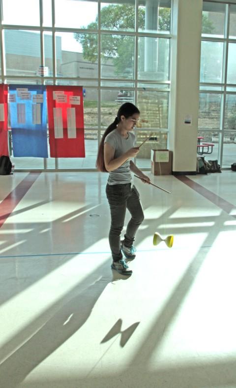 chinese yo-yo practice