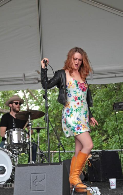 emily bell band austin art festival