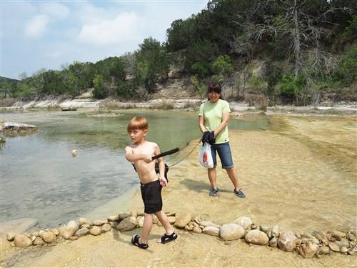 rio frio rock stick