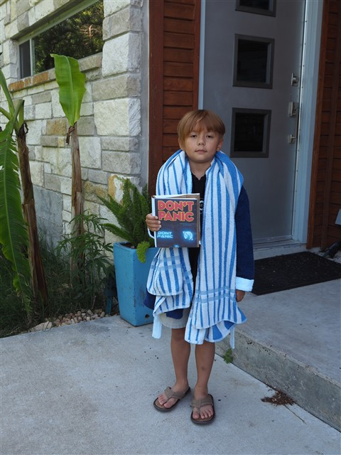 arthur dent hitchhiker's guide to the galaxy costume
