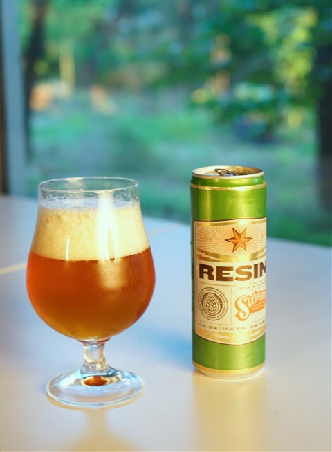 six point resin a west coast ipa from new york