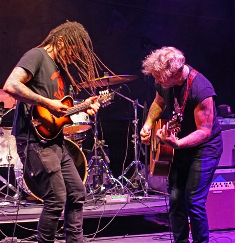 Anders Osborne and Eric McFadden
