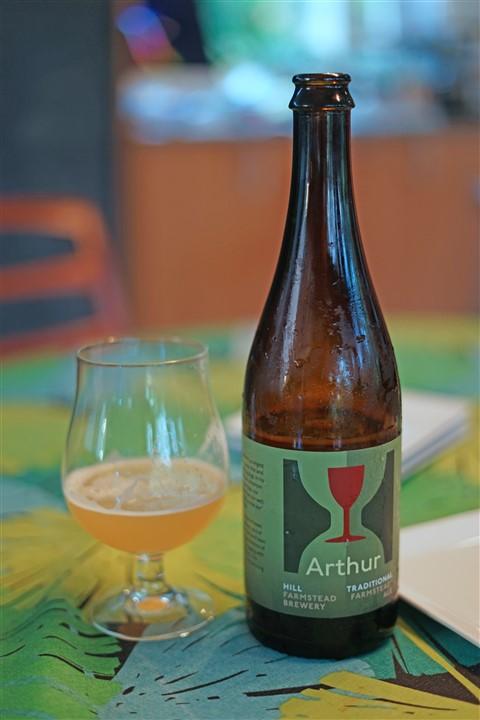 hill farmstead arthur farmhouse style beer vermont austin