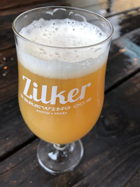 zilker four on the floor ipa 4th anniversary party