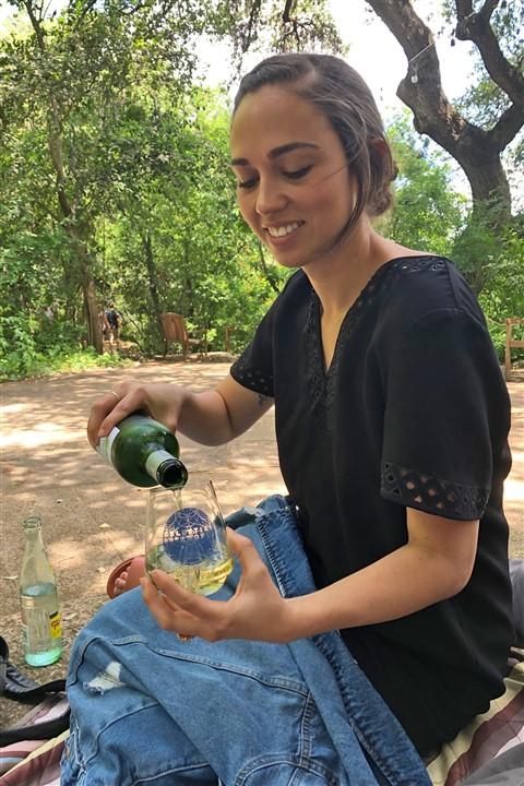 laguna gloria picnic