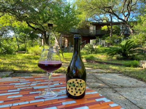 more dots jester king easter sour beer