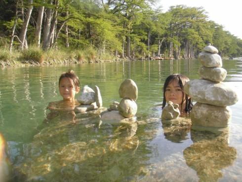 zen rock stack rio frio