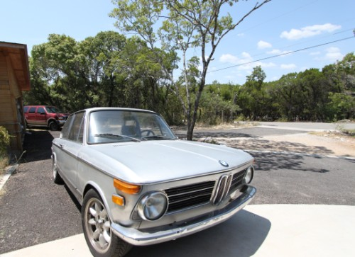 1972 bmw 2002S