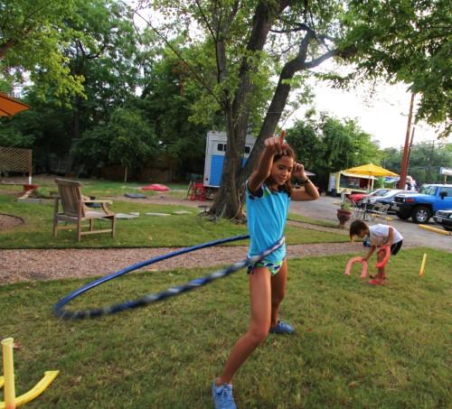 hula hoop champion