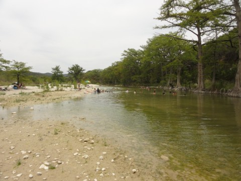 rio frio drought conditions 2011 garner