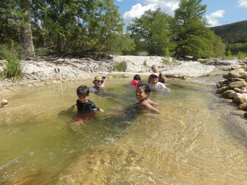 rio frio natural pools garner 2011