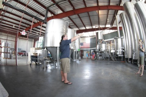 brewery tour austin thirsty planet
