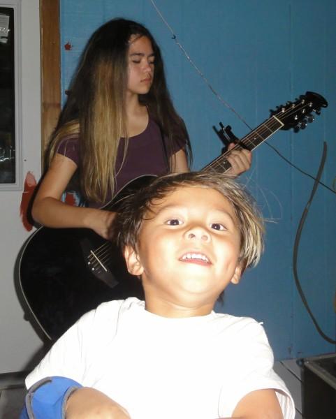 camp guitar