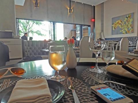 trace restaurant w hotel austin