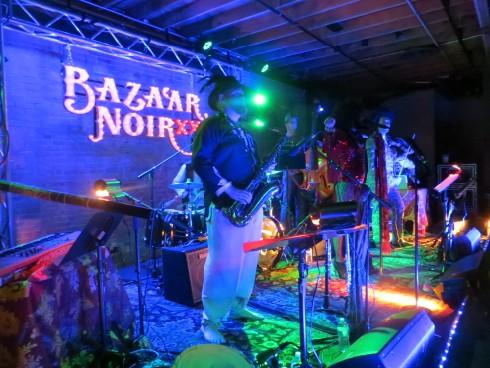 bazaar noir xx band