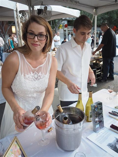 austin food and wine alliance white linen