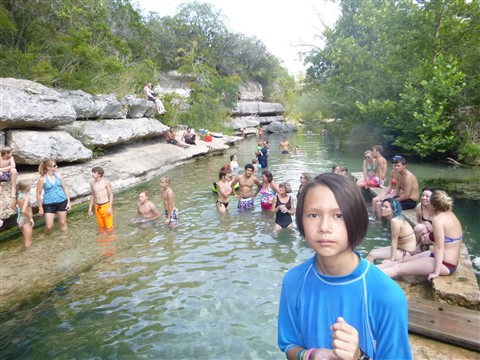 wimberley jacobs well