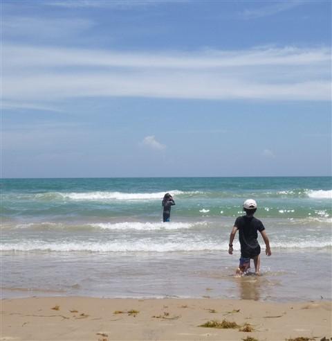 spi beach