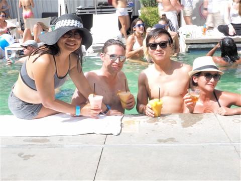 w hotel austin wetdeck pool