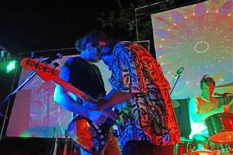 JBX Joe Ben Experiment Austin Freeway Concert