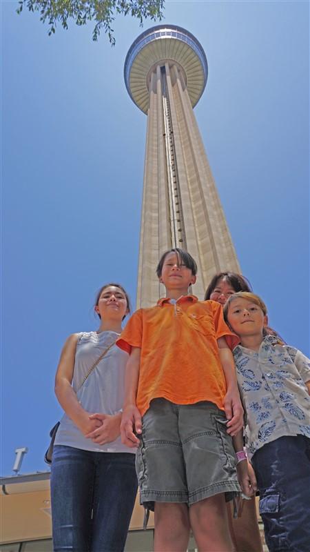 tower of the americas san antonio