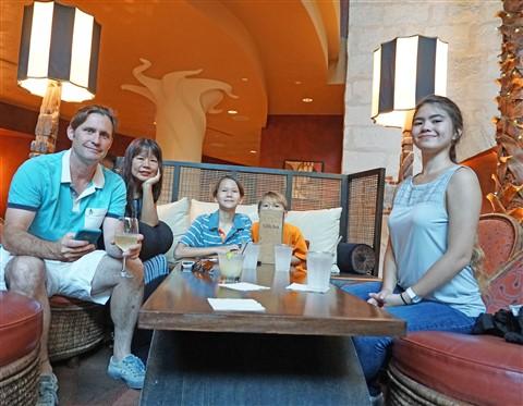 Cork Bar at Hotel Contessa San Antonio Happy Hour