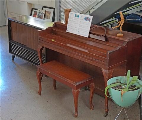 1954 bremen piano
