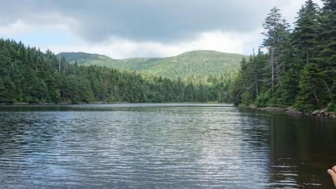 Sterling Pond, Vermont