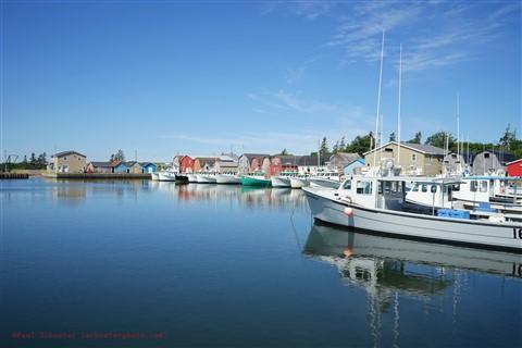 malpeque boats pei