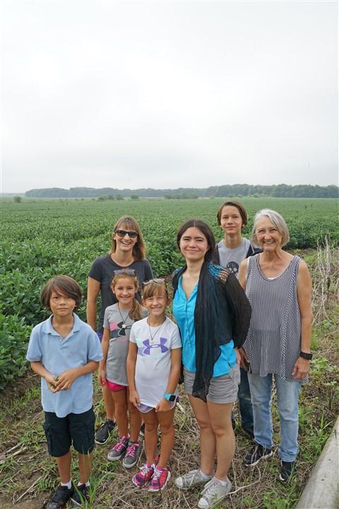 nebraska soy bean crop 2017