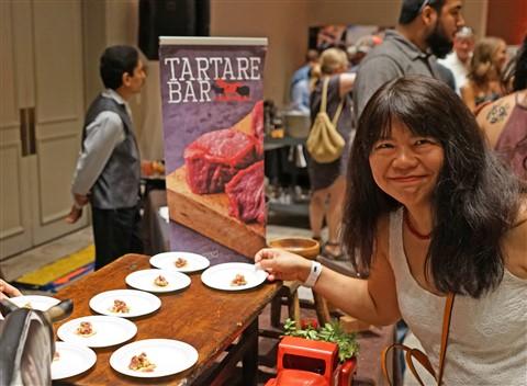 tartare bar cochon 555 austin