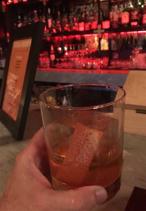 fistful of bourbon old fashioned #fistfulofbourbon