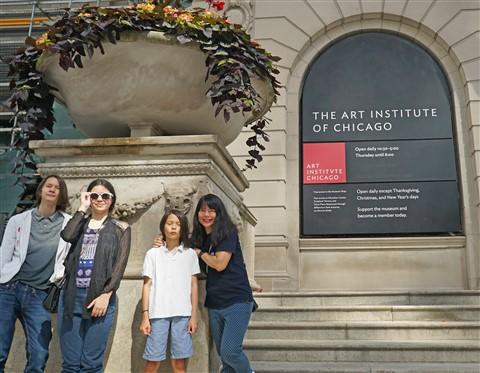 chicago art institute museum
