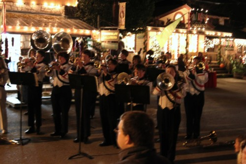 wimberley high school marching band