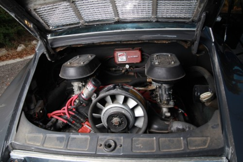 3.0 sc with weber carbs and MSD