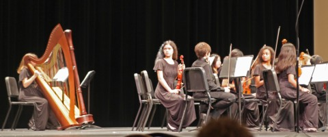 hill country middle school orchestra eanes 2011